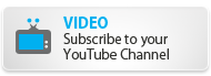 VIDEO | Subscribe to your YouTube Channel